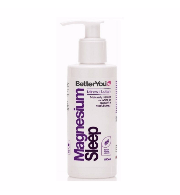 BetterYou Magnesium Sleep Mineral Lotion