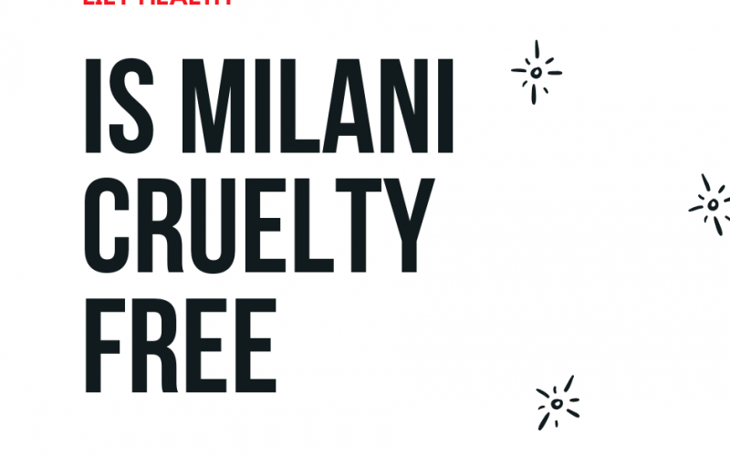 Is Milani Cruelty Free